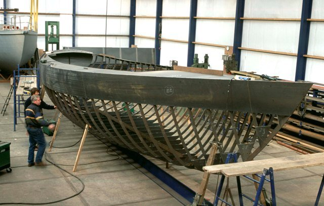Choosing a Blue Water Yacht - Hull Construction   Grabau International