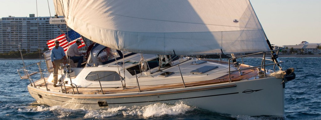Exclusive UK & Europe Sales Agent for Saturn Yachts