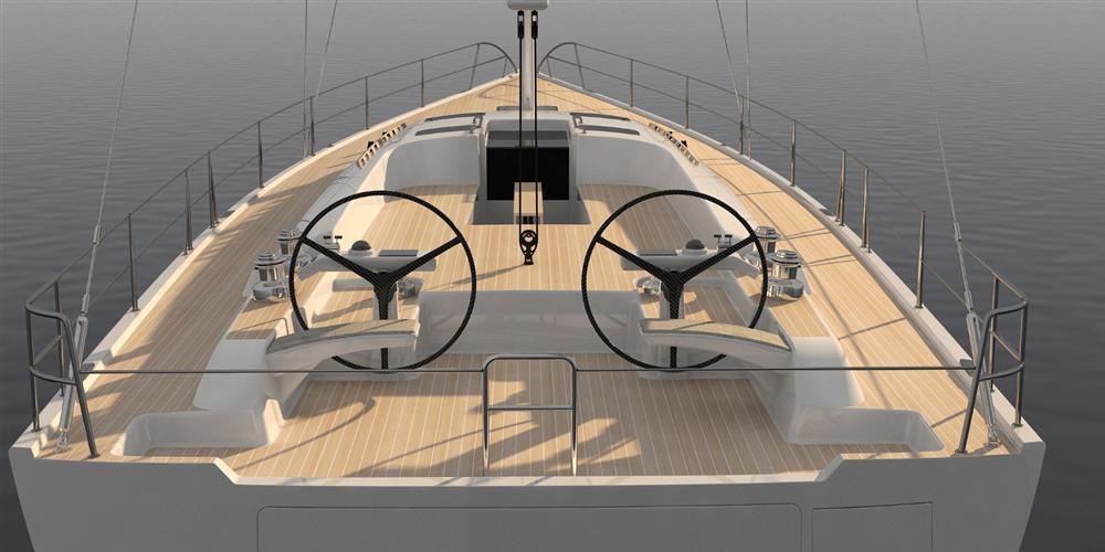 New Build Option Hylas 60 for sale with Grabau International