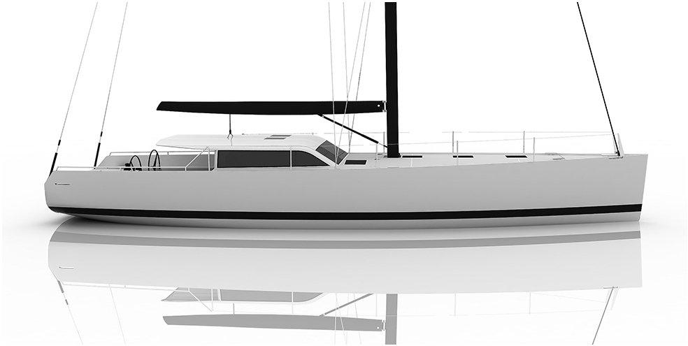 Vismara V52DS Bianco Avorio white Hull Colour