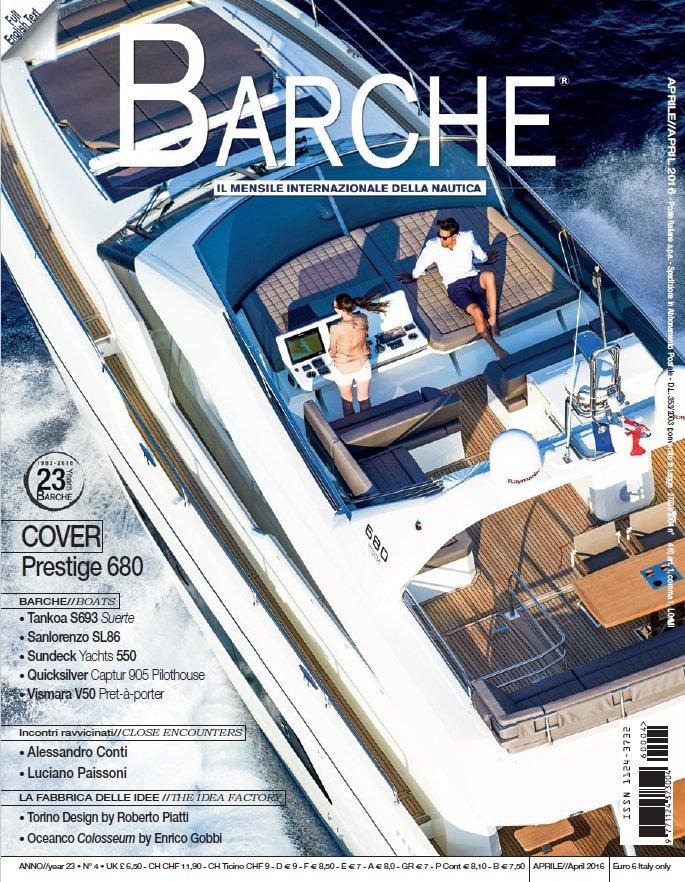 Barche Vismara V50 Review - April 2016