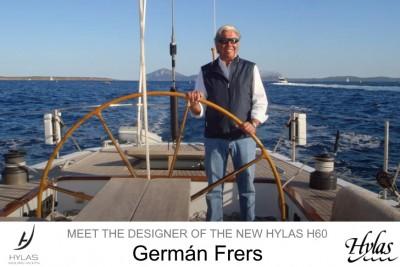Hylas Yachts - German Frers interview