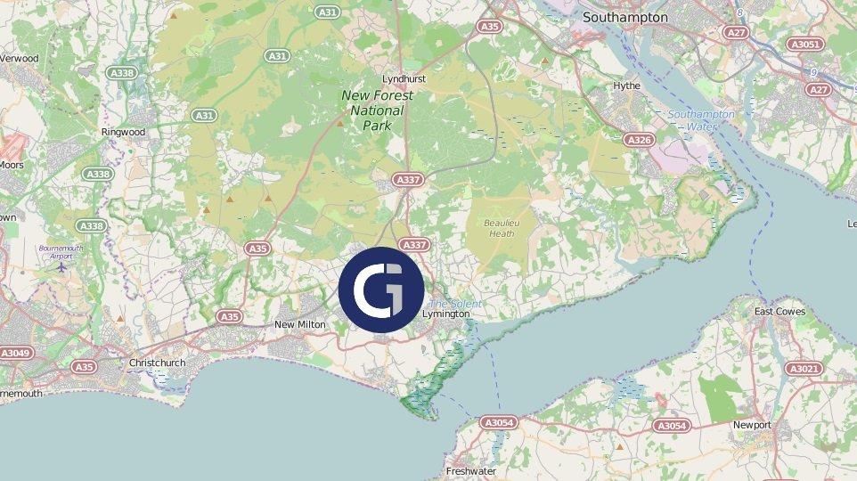 Grabau International Lymington office location