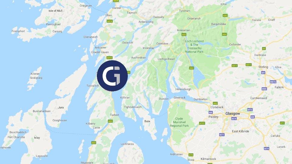 Grabau International (Scotland) office location
