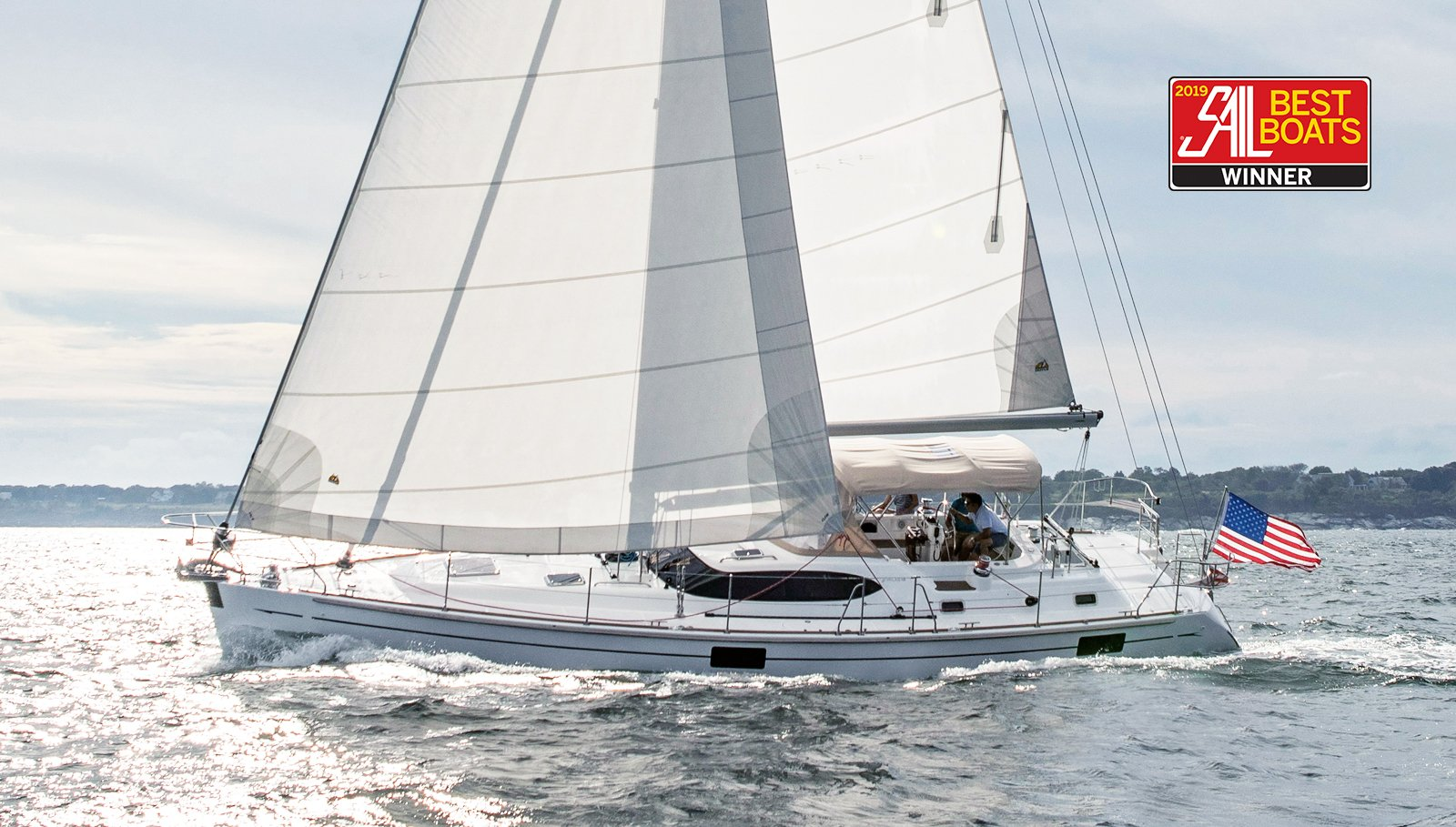 Sail - Best Boats 2019 - Systems Award for Hylas 48