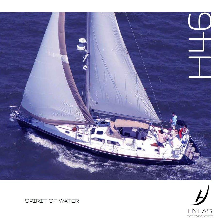 Hylas Yachts 46 Brochure