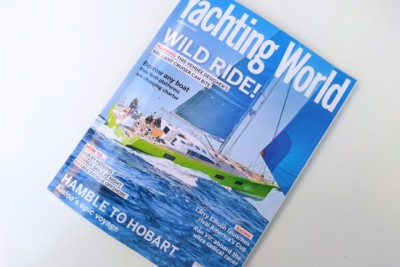 Hylas 48 in the UK Yachting Press