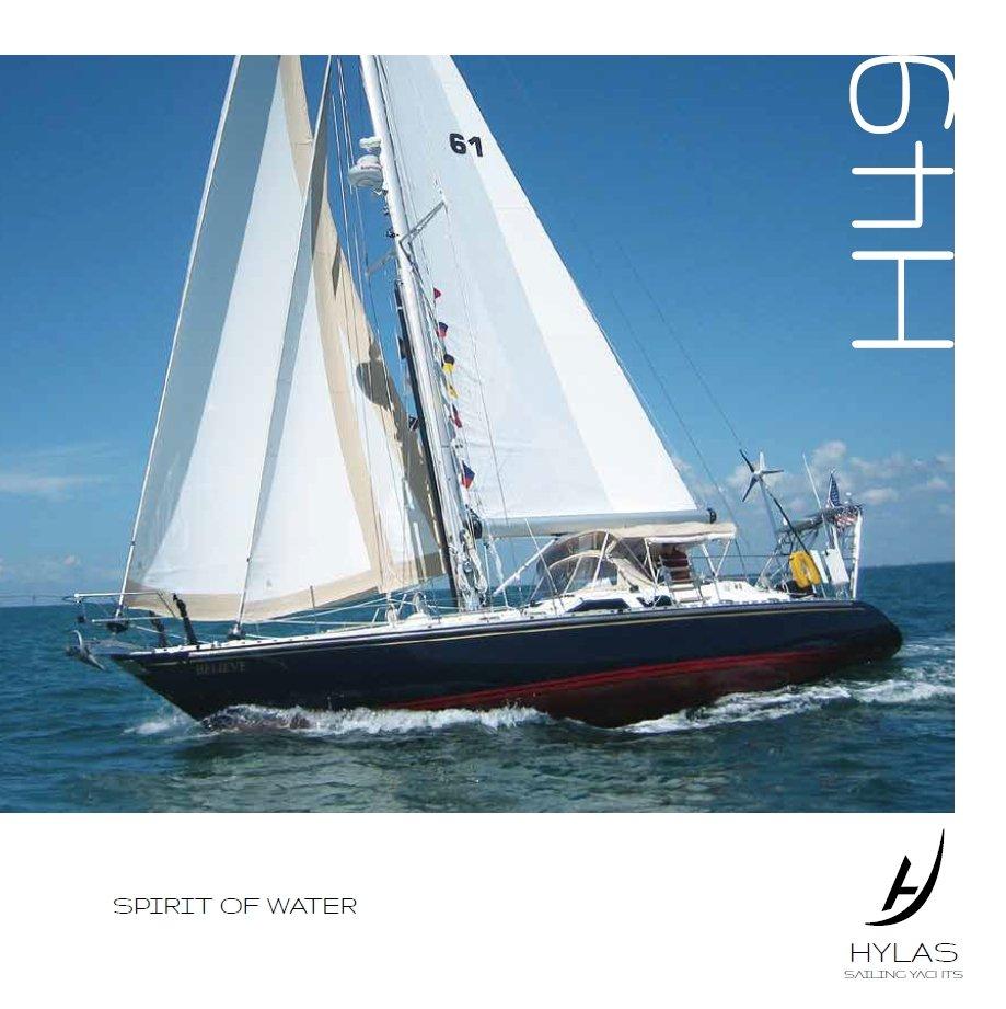 Hylas Yachts 49 Brochure