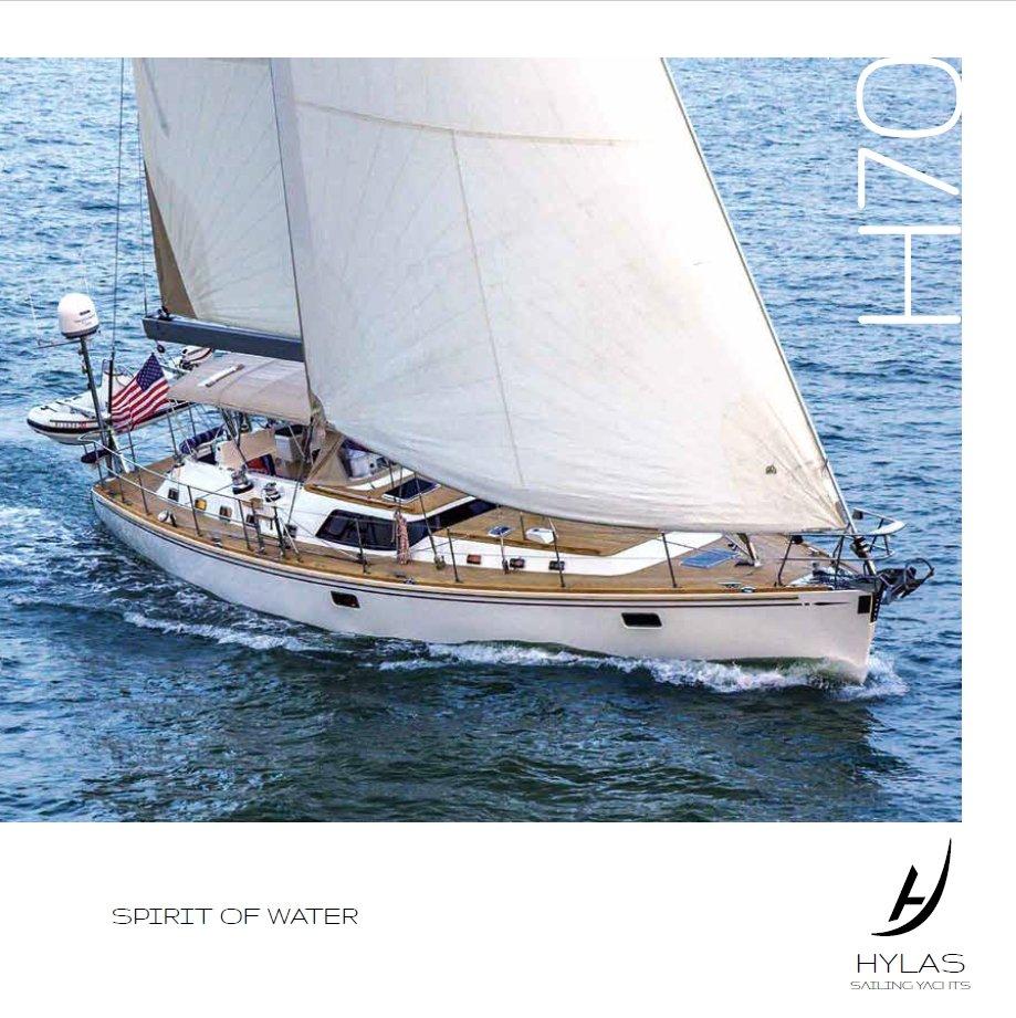 Hylas Yachts 70 Brochure