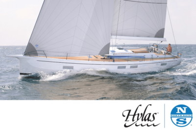 Hylas Yachts chooses North Sails