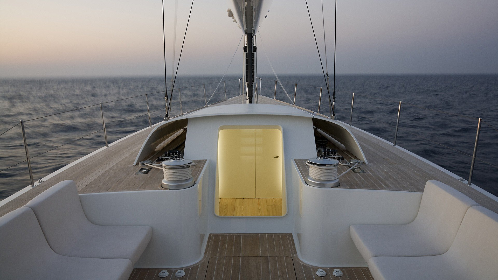 The Luca Brenta Yachts Story