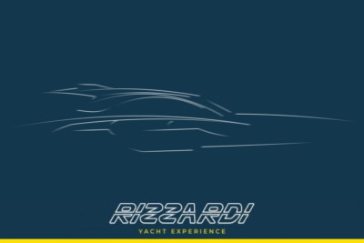 Rizzardi Yachts - INfive takes shape