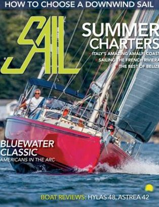 Sail Magazine - Boat Review - March 2019