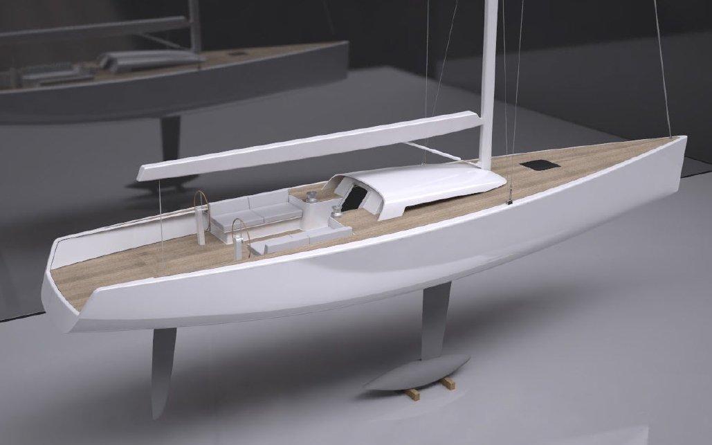 Luca Brenta Yachts Technology & Innovation