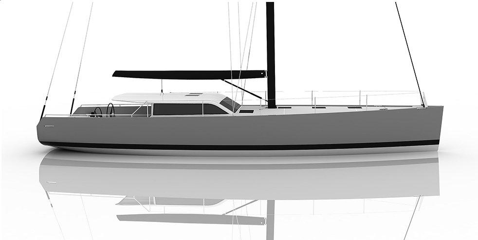 Vismara V52DS Grigio Titanio silver Hull Colour