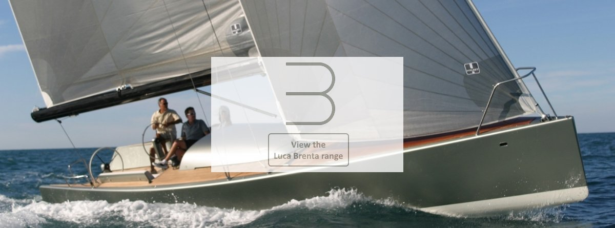 View the Luca Brenta Yachts range at Grabau International
