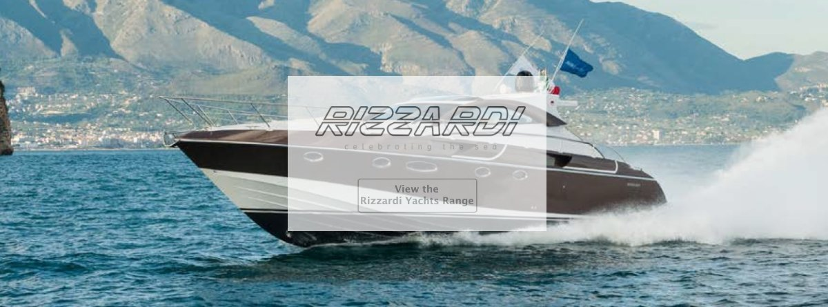 View the Rizzardi Yachts range at Grabau International