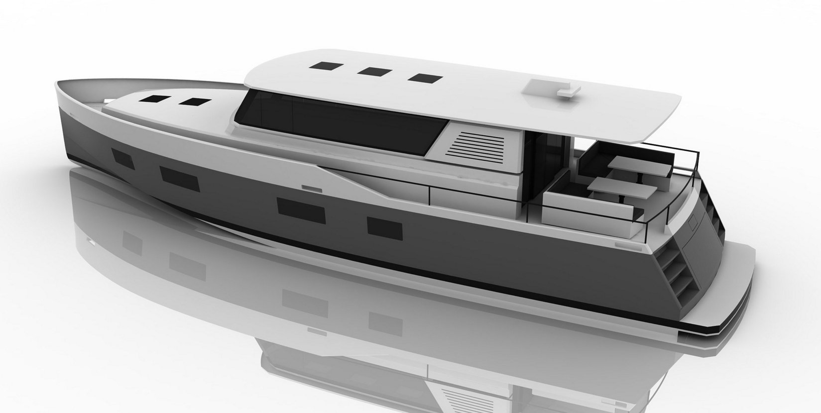 Vismara MY54 port side rendering