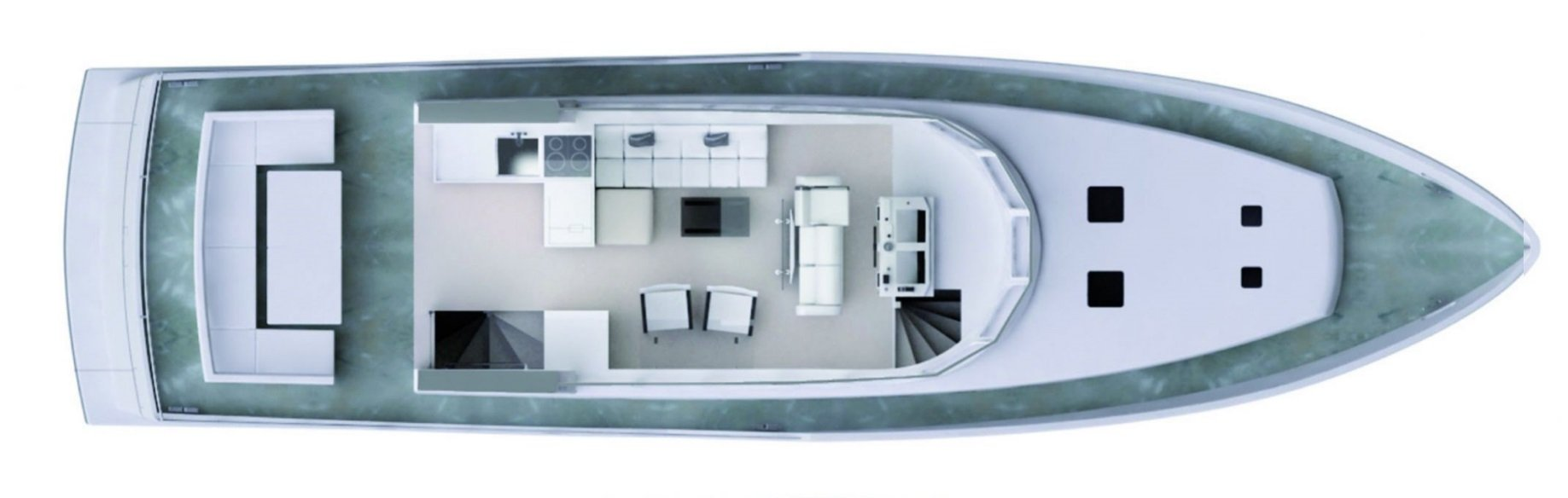 Vismara MY56 Navetta Interior Layouts