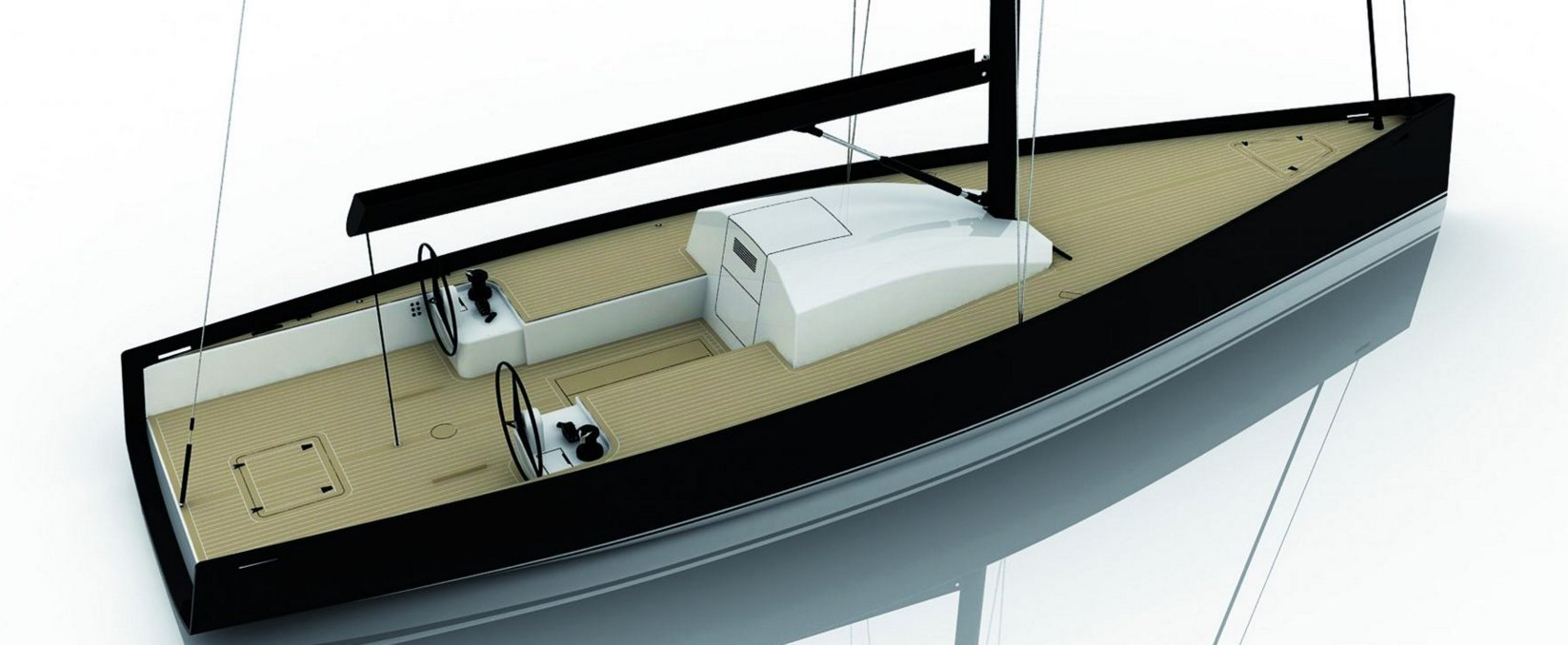 Vismara V40 Day Sailer