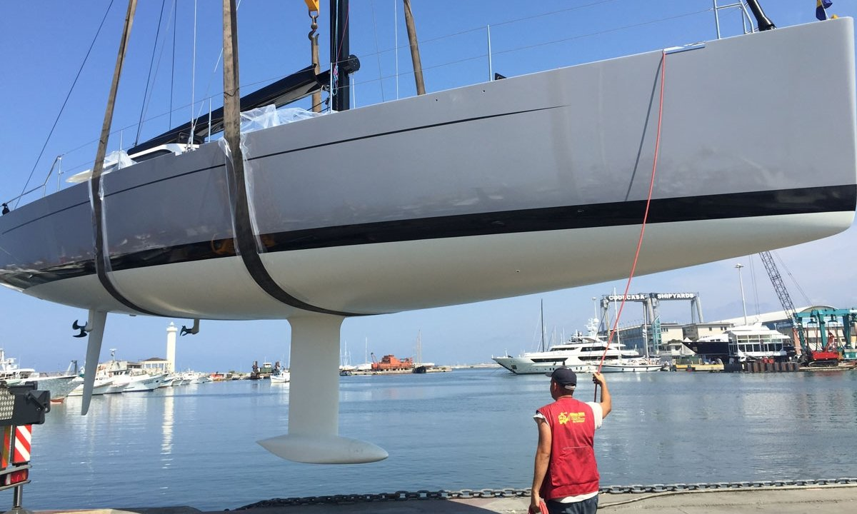 Vismara V52DS being launched