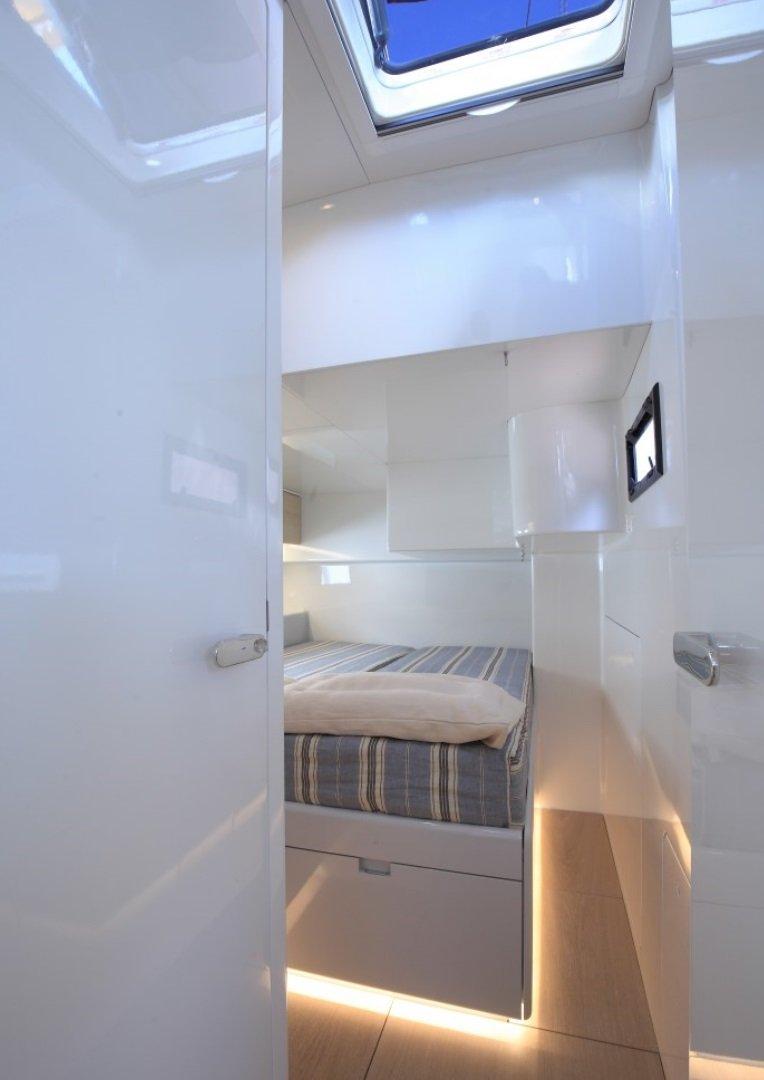 Vismara V56 Mills master cabin