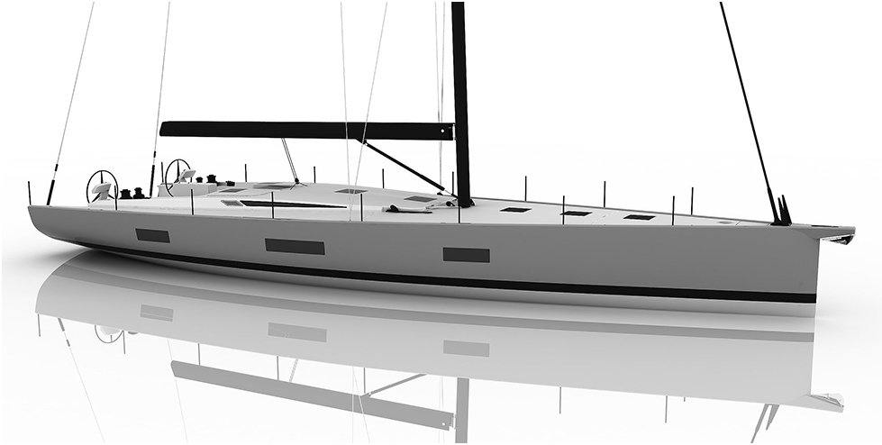 Vismara V62 Mills Grigio Tianio grey Hull Colour