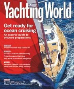 Yachting World Vismara V52DS Review - November 2015
