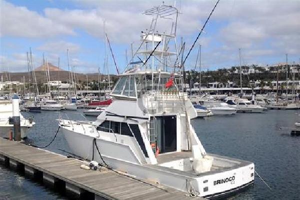 1994 Heesen Striker 50 | Grabau International Yacht Brokerage