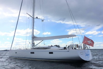 Grabau International, a new Baltic 67 and the Fastnet